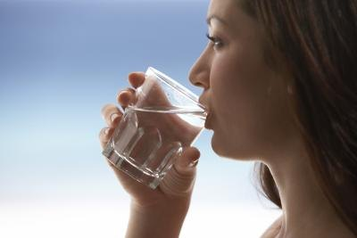 Drink plenty of water.
