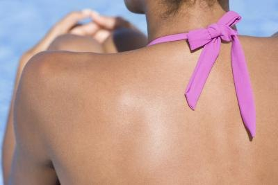 Too much sun exposure can damage skin.