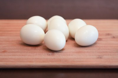 How to Dye Whites of Boiled Eggs with Pictures  eHow