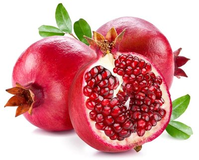 Pomegranates can give your sex drive a boost.