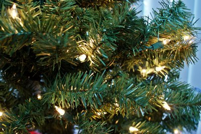 How To Troubleshoot Pre Lit Christmas Tree Lights EHow - Fix Christmas Tree Lights On A Pre Lit