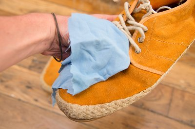 how to remove grease stains from suede boots with