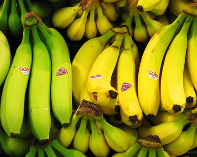 Bananas are healthy for you.