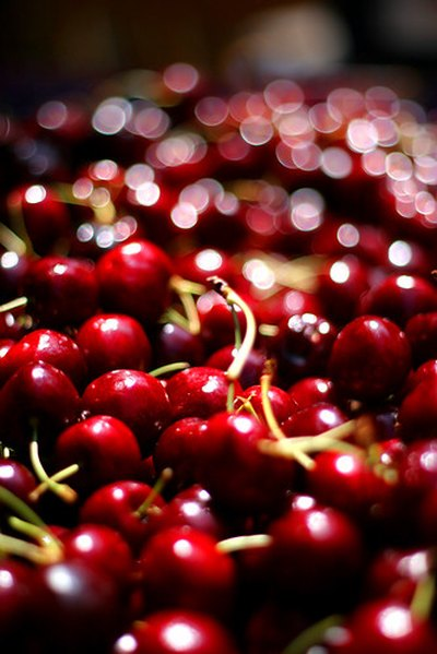 Cherries Pack a Health Punch
