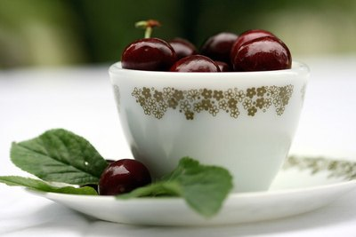 Cherries have stones that release poison into the body.