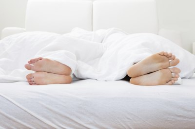 People with high arches are more likely to get leg cramps while sleeping.
