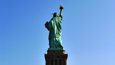 you'll need to plan out a trip to the Statue of Liberty.