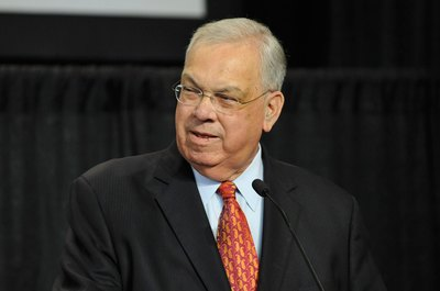 Boston Mayor, Thomas Menino