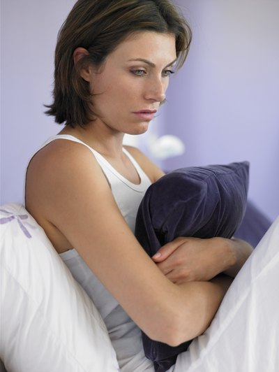 Vaginal bleeding could indicate an ectopic pregnancy