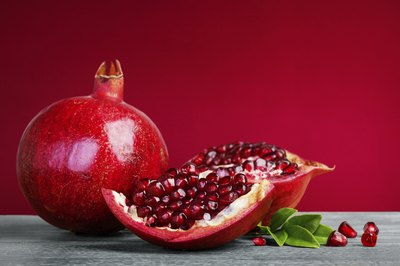 Incorporate pomegranates into your fall and winter recipes!