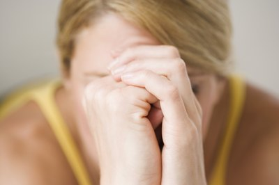 Anxiety or nervousness can cause your hands to shake.
