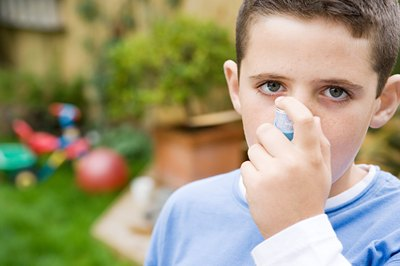 Asthma With Fevers in Children