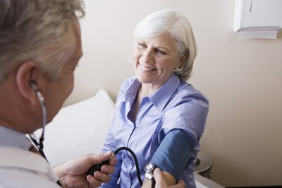 You may experience an increase in blood pressure, which should be addressed by a doctor immediately.