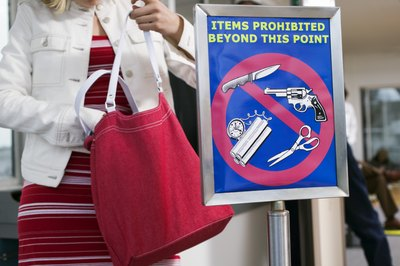 The TSA requires additional equipment tests if you wish to earn certification to screen both passengers and checked bags.