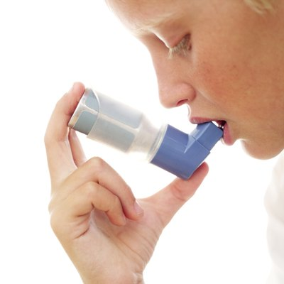 Beware of asthma and respiratory illnesses when taking cough medicine.