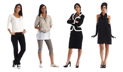 Simple Basic Clothing Styles for Women