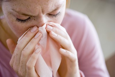 Inflammation of your sinuses from colds or allergies could cause your nose to bleed.