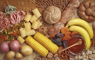 Know approximately how many carbohydrates you should be eating.