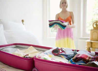 Bring the right clothes for where you are going to vacation