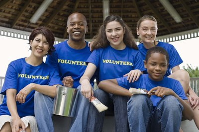 At the basic or volunteer level, a non profit worker can have virtually no credentials.