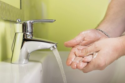 Wash your hands regularly.
