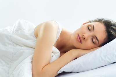 Get 8 hours of sleep per night.