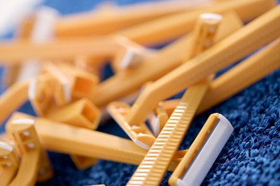 Disposable razors are also known as safety razors.