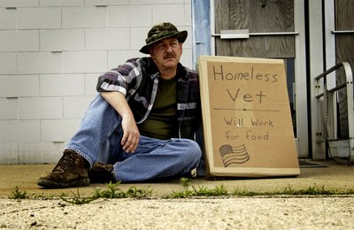 If a veteran is enrolled in a VA homeless program for more than 60 days, he receives dental treatment.