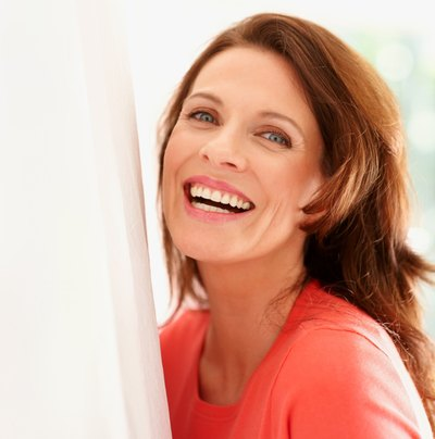 Incontinence while laughing and coughing is a sign of stress incontinence.