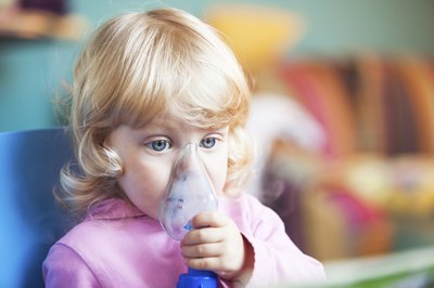 Asthma is a chronic lung inflammation.