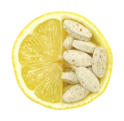 Citrus and vitamins enhance the immune system.