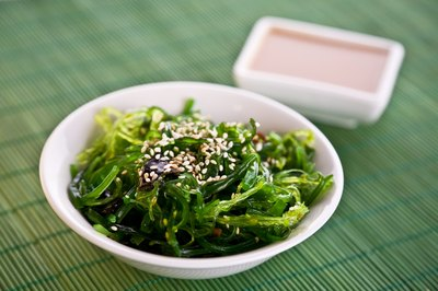 Ingesting seaweed provides you with numerous vitamins.