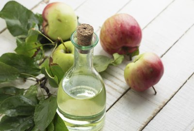 Vinegar has many healthy properties.