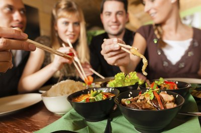 A recovering alcoholic may linger at the dinner table longer and consume more calories.