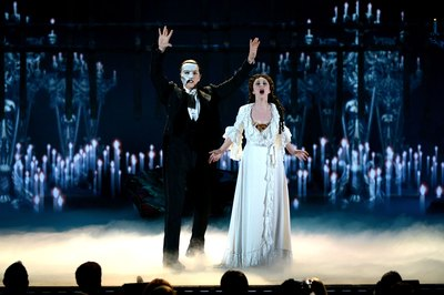 Phantom of the Opera performance