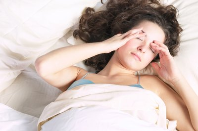 Women may experience tiredness or nausea.