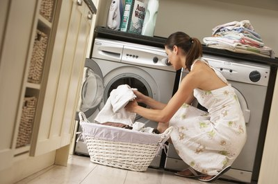 home washing machine and dryer