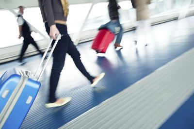 LAX follows the standard luggage requirements found in all passenger airports throughout the United States.