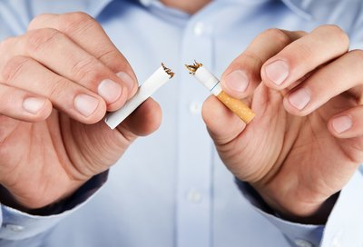 Quitting smoking is beneficial to your overall health.