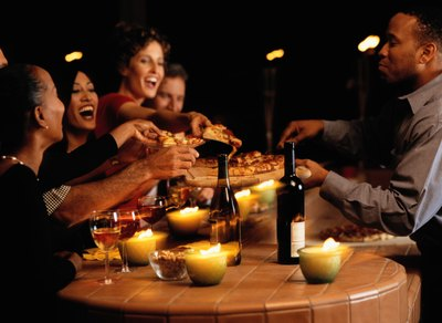 Sample some nightlife or try a new restaurant.