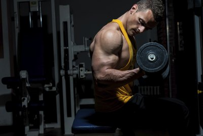 Bulking is a conscious effort to gain weight while trying to increase muscle mass.