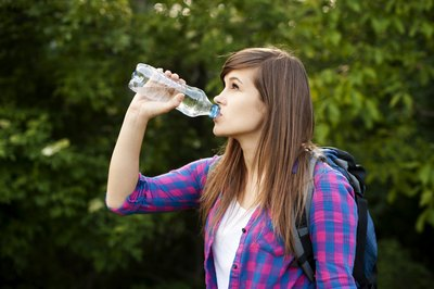 Keep the body hydrated to aid in weight loss.