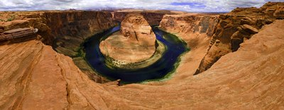 Horseshoe Bend near Page, AZ.