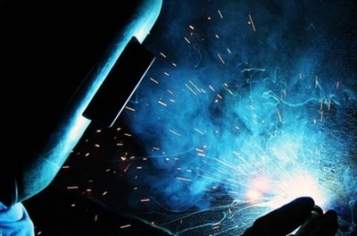 Welding degrees can be taken at colleges and universities.