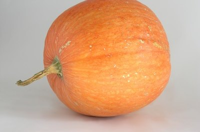 Pureed pumpkin offers several health benefits.