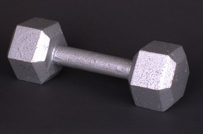 Don't use heavyweight dumbbells for this exercise.