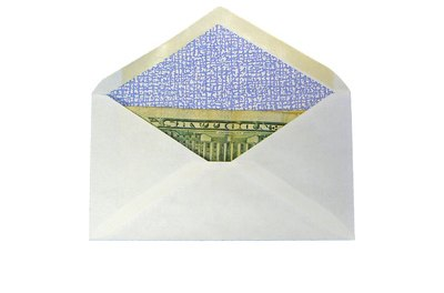 Envelopes are a reliable home budget tool.