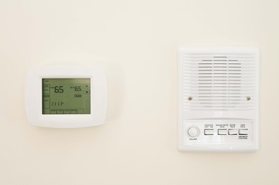 Save money and energy by using a programmable thermostat.