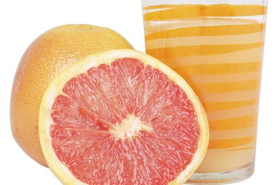 Grapefruit juice negatively interacts with many medications.