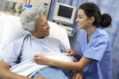 LPNs consistently make important decisions.